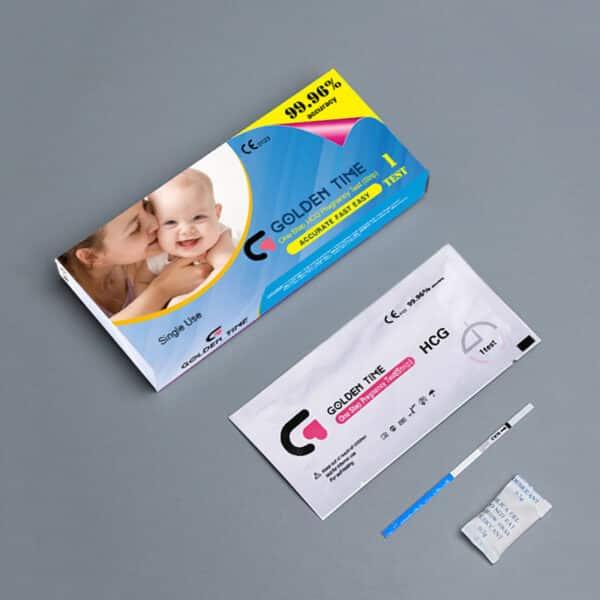 Ankstyvas nėštumo testas (juostelė) Golden Time